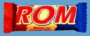 rom cokolada