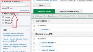 Novi izgled keyword toola 5