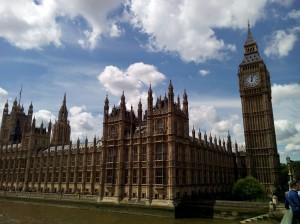 London Big Ben 2014