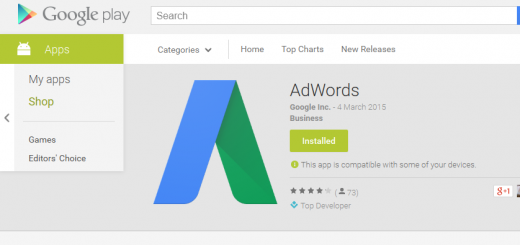 Feat Adwords App